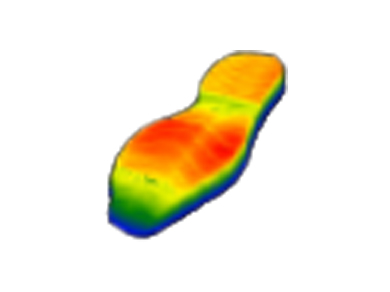 3D Footprint Scanning