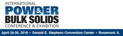 International Powder & Bulk Solids 2018