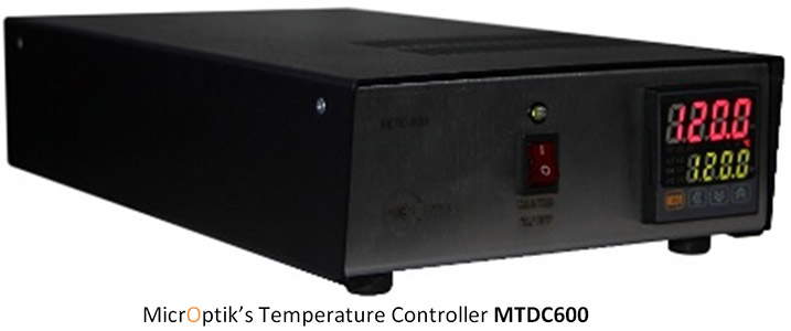 Temperature Controlled Microscope Stages